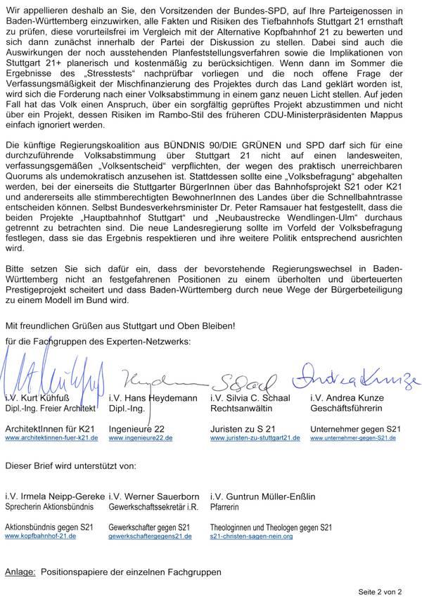 Briefe Mit Anlagen : Architektinnen für k offener brief an den spd